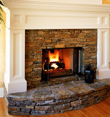 Fireplace not working as efficiently as it should? Contact us for fast